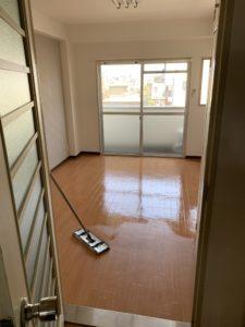 空室掃除 金沢市